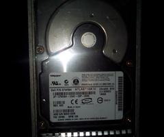 _0785 063 569, vand fara garantie Maxtor Atlas 10 K V Hard Drive 146go SCSI, 200 RON