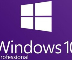Licenta Microsoft Windows 10 Pro, Retail, 32/64 Bit, toate limbile