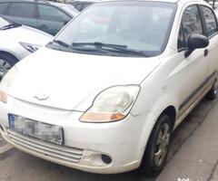 Chevrolet Spark , an 2008, Euro 4, Benzina