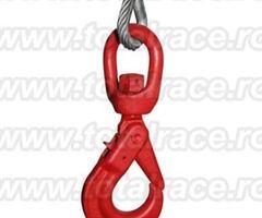 Carlige macara cu autoblocare Total Race