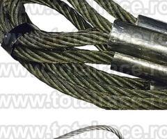 Cabluri otel macara