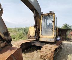 Excavator Akerman