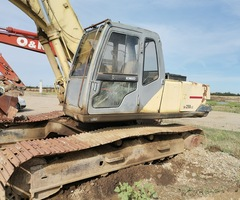 Excavator Kobelco