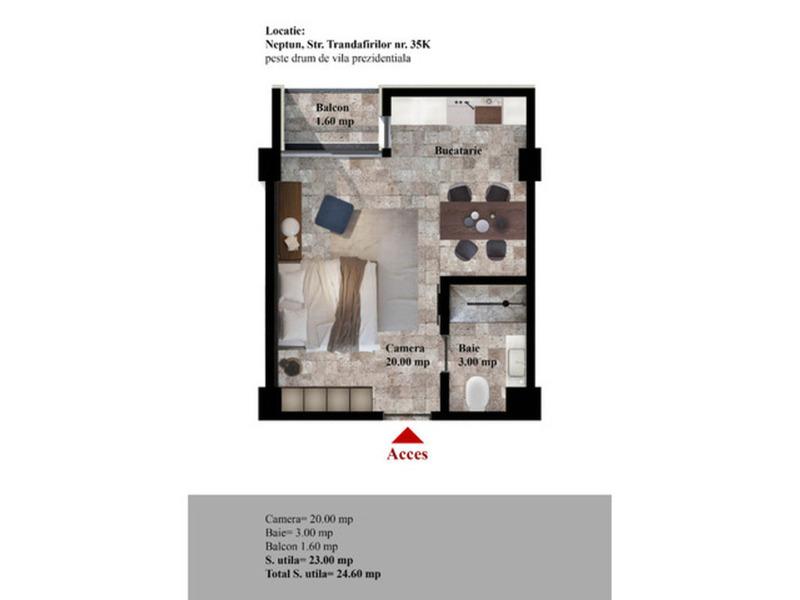 Aparthotel Neptun - 2/2