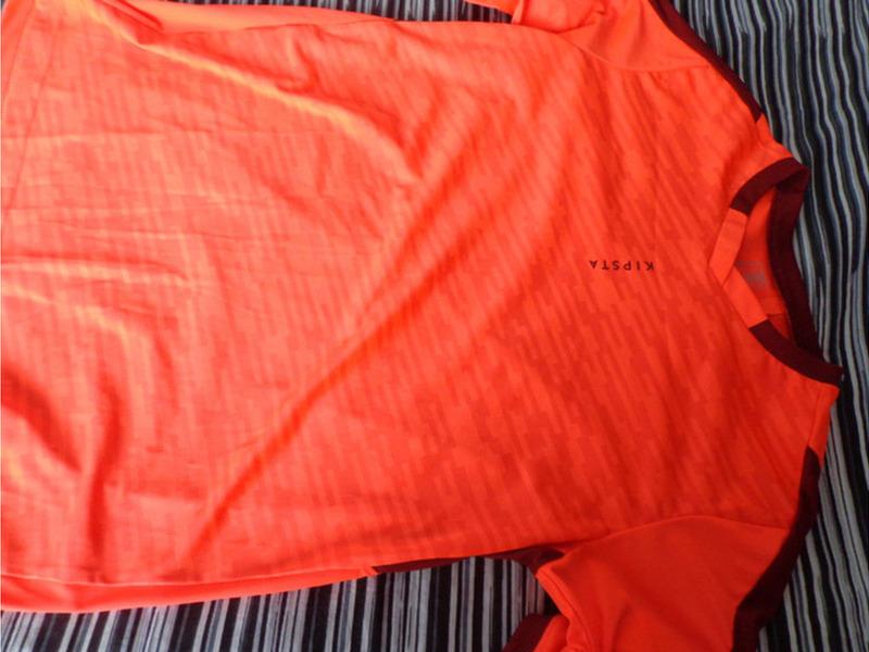 tricou sport Kipsta super  M - 1/5